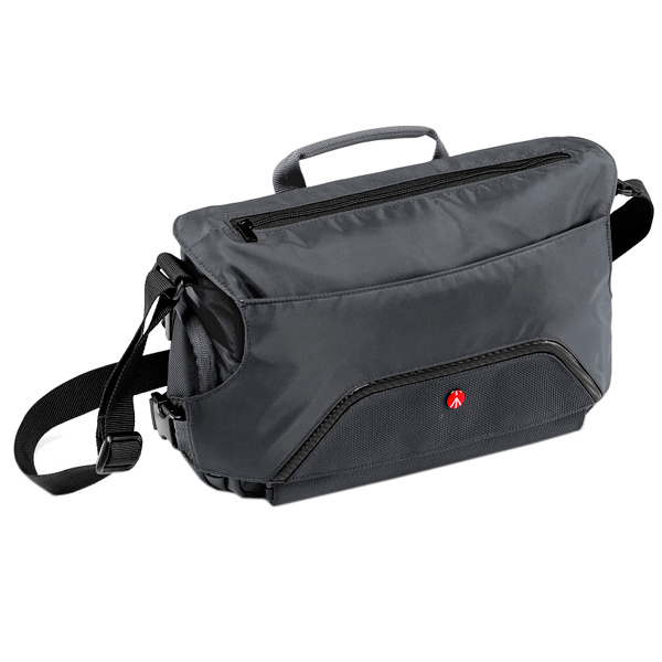 Сумка премиум Manfrotto Advanced Pixi Messenger Gray (MB MA-MS-GY) manfrotto windsor messenger s mb lf wn ms