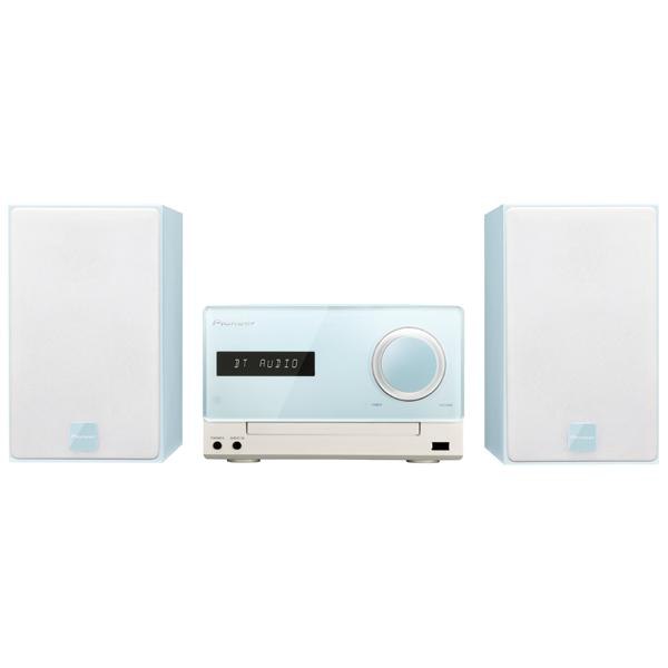 Музыкальный центр Micro Pioneer X-CM35-L Light Blue pioneer x cm35 y