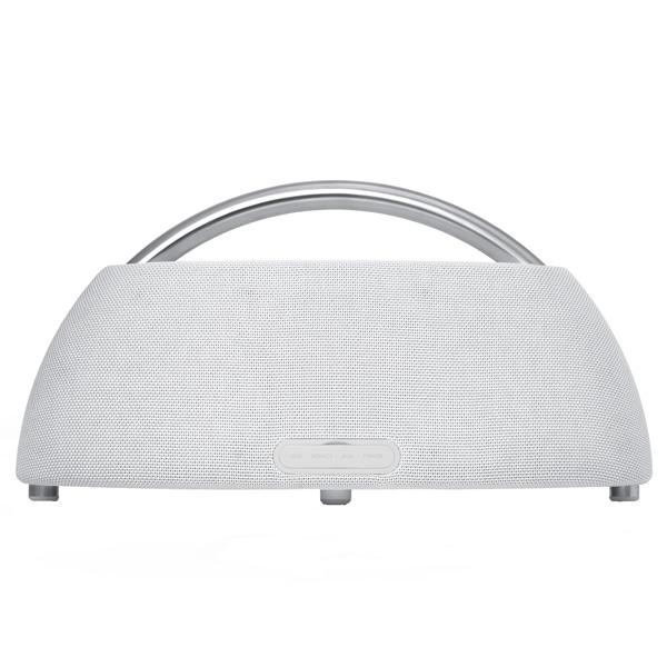 Беспроводная акустика Harman/Kardon Go + Play Mini White (HKGOPLAYMINIWHTEU) av ресивер blu ray плеер harman kardon bds 580wq 230 c5 white