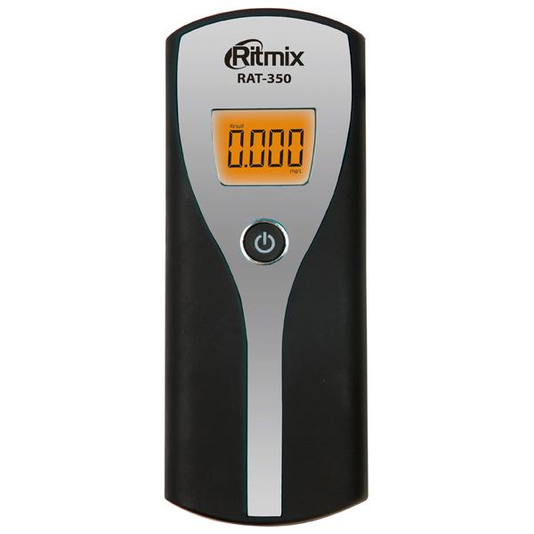 Алкотестер Ritmix RAT-350 Silver алкотестер ritmix rat 350 silver