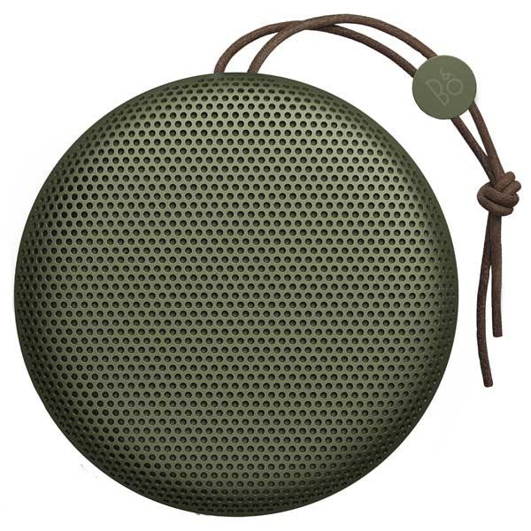 все цены на Беспроводная акустика Bang & Olufsen BeoPlay A1 Moss Green онлайн