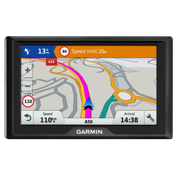 Портативный GPS-навигатор Garmin