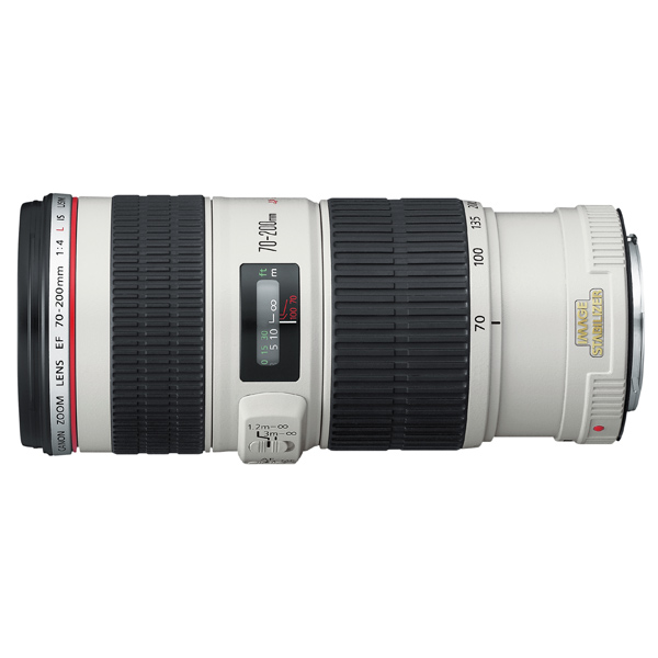 Объектив Canon EF 70-200mm f/4L IS USM все цены