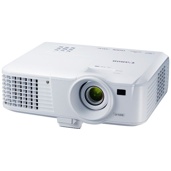 Видеопроектор для домашнего кинотеатра Canon LV-X320 люстра linvel lv 9053 3 white