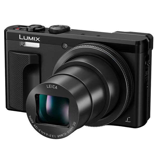 Фотоаппарат компактный Panasonic Lumix DMC-TZ80 Black все цены