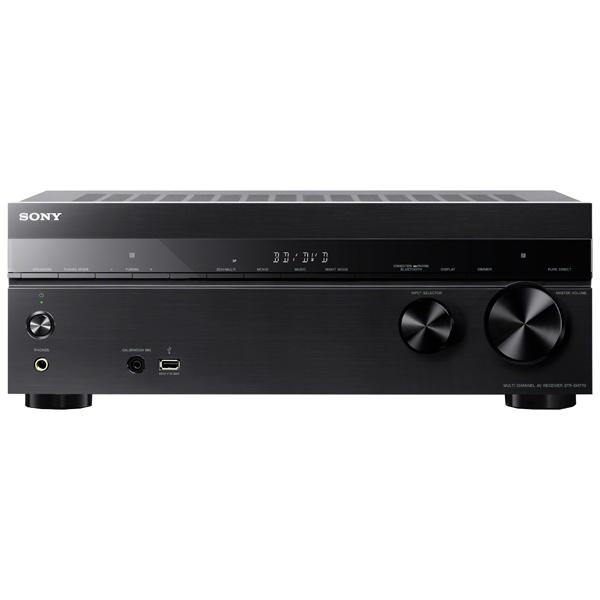 Ресивер Sony STR-DH770/M проектор sony 4k ultra short throw