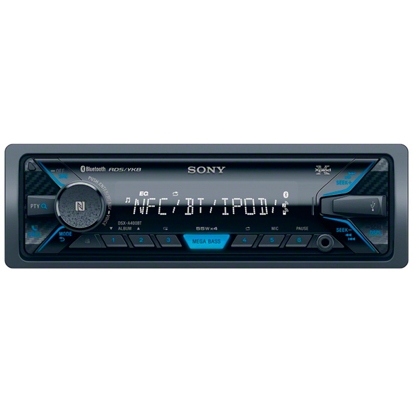 Sony, Usb-автомагнитола, DSX-A400BT/Q