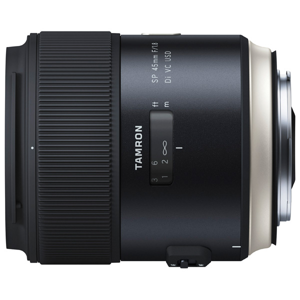 Объектив Tamron SP 45мм F/1.8 Di VC Canon (F013E) смартфон philips xenium v787 ebony