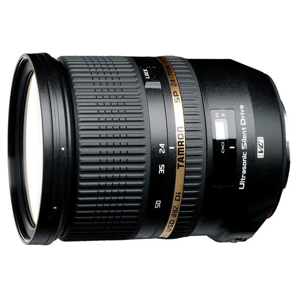 Tamron, Объектив, SP 24-70мм F/2.8 Di VC USD Nikon (A007N)