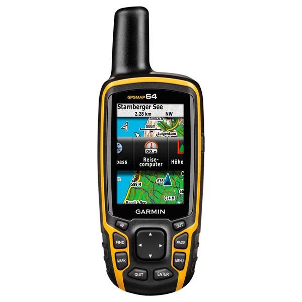 Туристический навигатор Garmin GPSMAP 64 garmin gpsmap 64