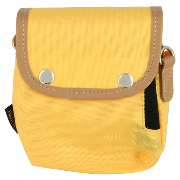 Аксессуар для Fujifilm INSTAX Fujifilm Чехол Instax Mini 8 Case Yellow сумка fujifilm для instax mini 8 case raspberry