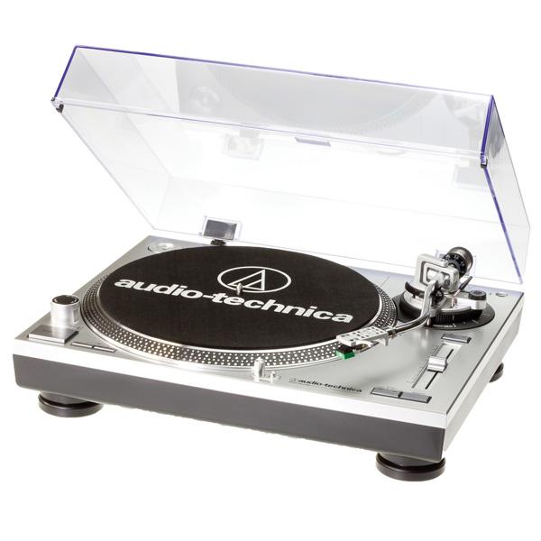 Проигрыватель виниловых дисков Audio-Technica AT-LP120-USBHS10 головка звукоснимателя audio technica at f2