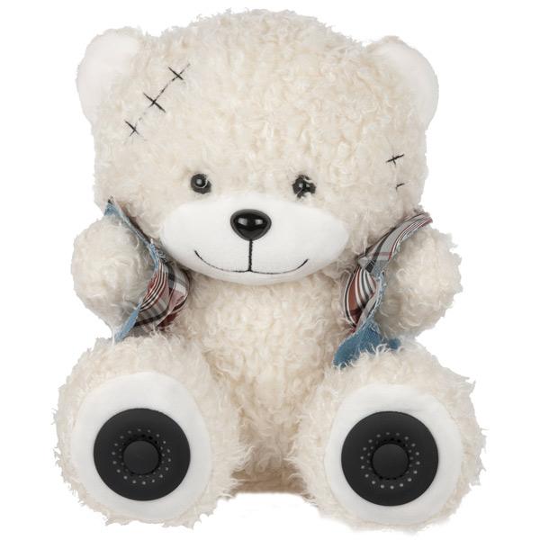 Картинки по запросу Портативная аудиосистема Ritmix ST-150 Bear
