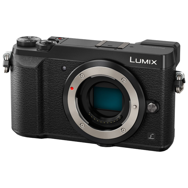 Фотоаппарат системный Panasonic Lumix DMC-GX80EE-K Body Black