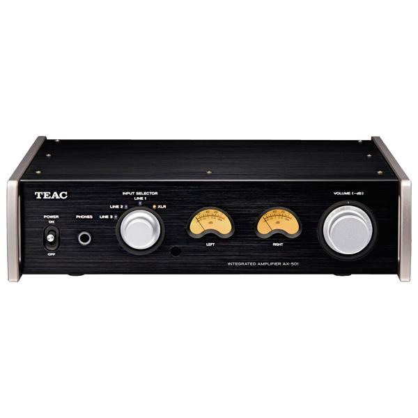 Усилитель Teac AX-501 Black teac ax 501 silver