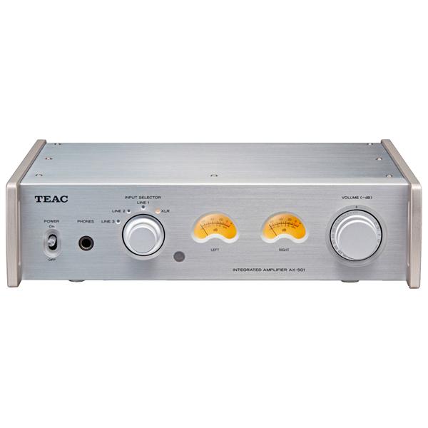 Усилитель Teac AX-501 Silver teac ax 501 silver