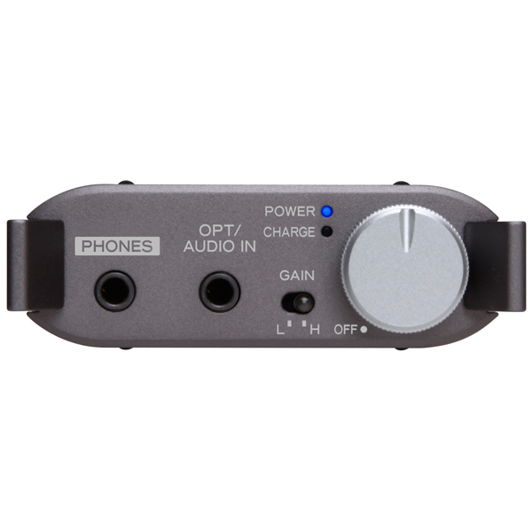 Teac, Hi-fi усилитель для наушников, HA-P50 Red
