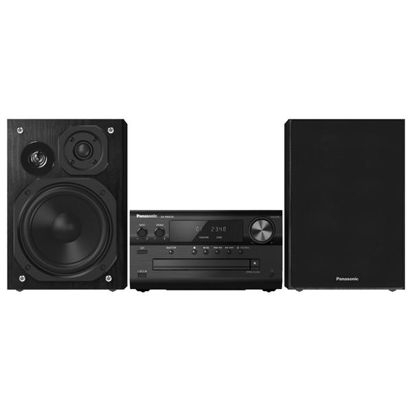 цена на Музыкальный центр Micro Panasonic SC-PMX70EE-K