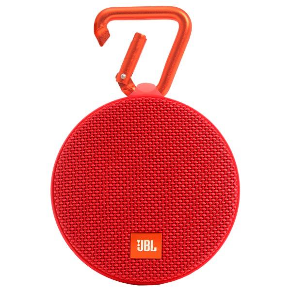 цены Беспроводная акустика JBL Clip 2 Red (JBLCLIP2RED)