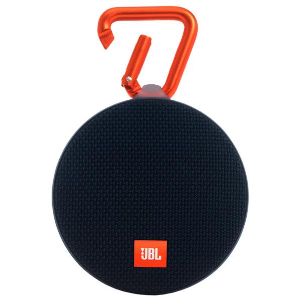 Беспроводная акустика JBL Clip 2 Black (JBLCLIP2BLK)