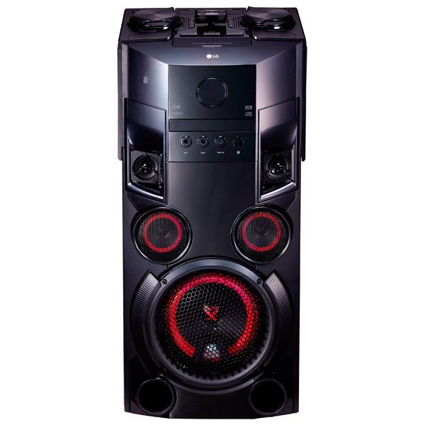 LG, Музыкальная система midi, OM6560