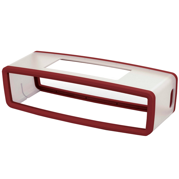 Чехол для портативной акустики Bose SoundLink Mini Soft Cover Deep Red bose soundlink bluetooth speaker iii