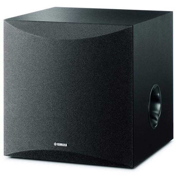 Сабвуфер Yamaha NS-SW050 Black черного цвета
