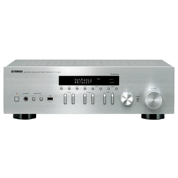 Ресивер Yamaha R-N402 Silver