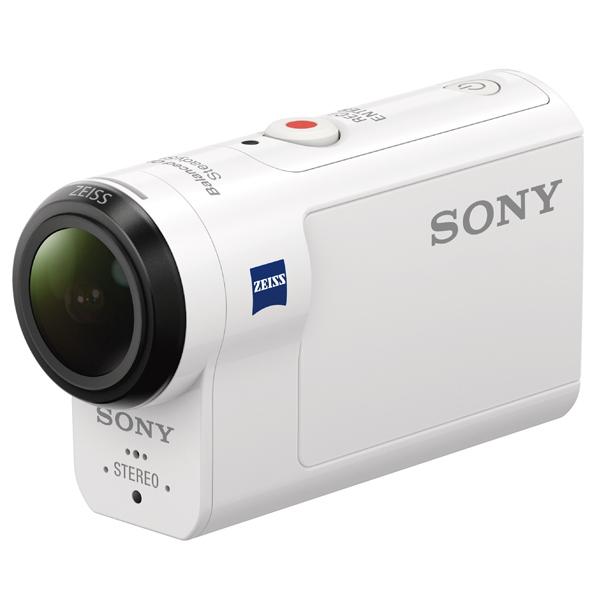 Видеокамера экшн Sony HDR-AS300R/W sony hdr as50 1xexmor r cmos 11 1mpix черный