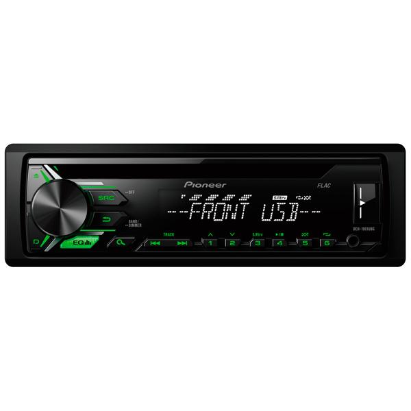 Автомобильная магнитола с CD MP3 Pioneer DEH-1901UBG
