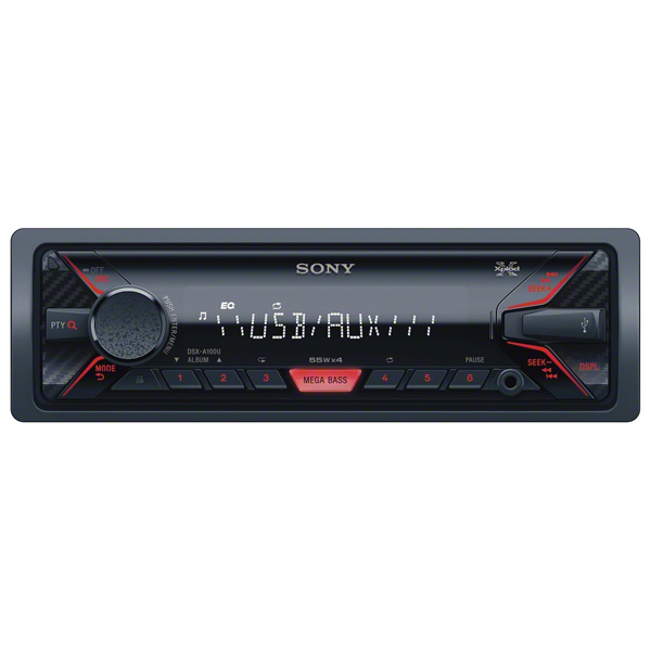 USB-Автомагнитола Sony DSX-A100U