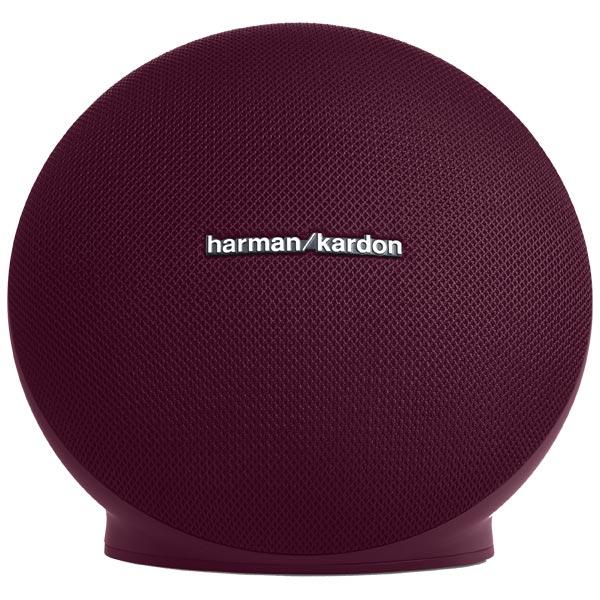 Беспроводная акустика Harman/Kardon Onyx Mini Red (HKONYXMINIREDEU) портативная акустическая система harman kardon onyx studio 3 серый onyxstudio3grayeu