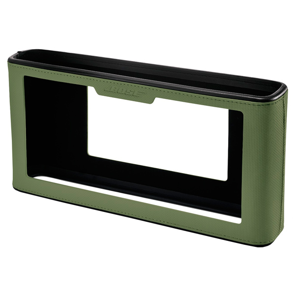 Чехол для портативной акустики Bose SoundLink III Cover Olive Green bose soundlink bluetooth speaker iii