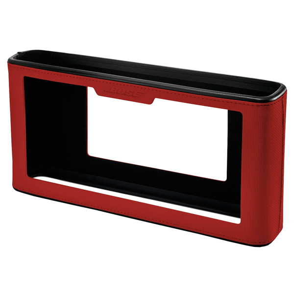 Чехол для портативной акустики Bose SoundLink III Cover Deep Red bose soundlink bluetooth speaker iii