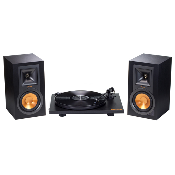 Hi-Fi система Klipsch Stereo speakers + turntable pack