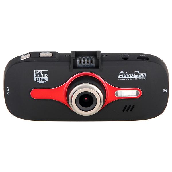 Видеорегистратор AdvoCam FD8 RED-II GPS+ГЛОНАСС