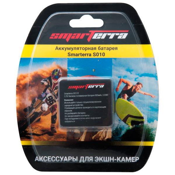 Аксессуар для экшн камер Smarterra аккумуляторная батарея для B и W серий