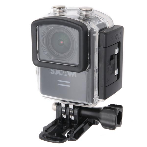 Видеокамера экшн SJCAM M20 Black экшн камера sjcam m20 sjm20black