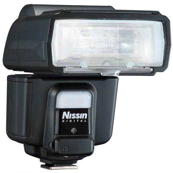 Nissin, Фотовспышка, i60A Canon