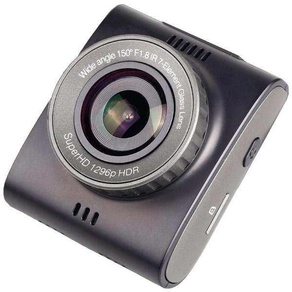 RayBerry D3 автомобильный видеорегистратор - фото 5