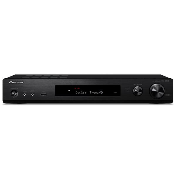 Ресивер Pioneer VSX-S520 Black