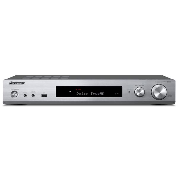 Pioneer, Ресивер, VSX-S520 Silver