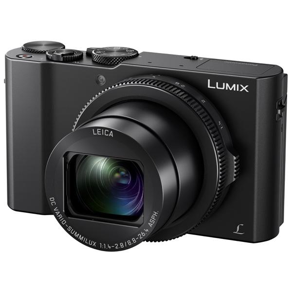 Фотоаппарат компактный Panasonic DMC-LX15EE-K Black фото