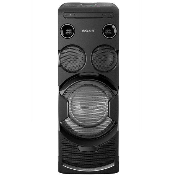 Музыкальная система Midi Sony MHC-V77DW мини беспроводной 24 ключевых кнопку пульта ду над всем rgb индикатор полос новая