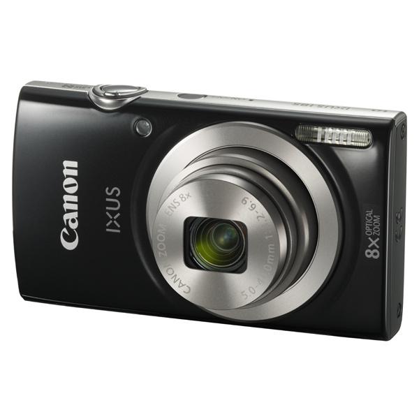 Фотоаппарат компактный Canon IXUS 185 Black canon ixus 185