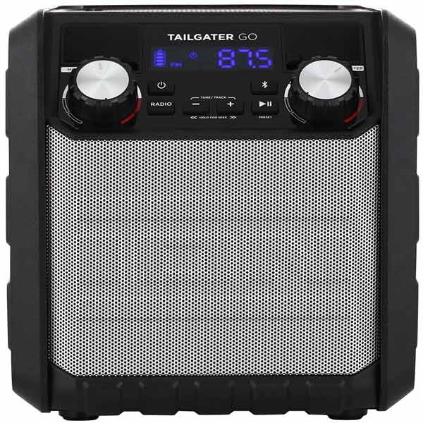 цена на Музыкальный центр Micro ION Audio Tailgater Go