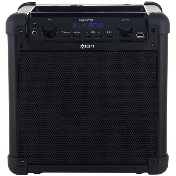 цена на Музыкальный центр Mini ION Audio Tailgater iPA77