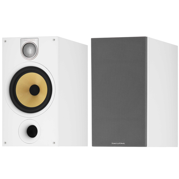 Полочные колонки Bowers & Wilkins 685 S2 Matte White колонки bowers