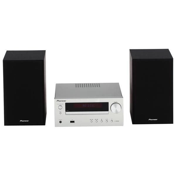 Музыкальный центр Micro Pioneer X-HM26 Silver