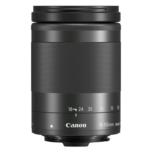 Объектив Canon EFM 18-150mm f/3.5-6.3 IS STM Black